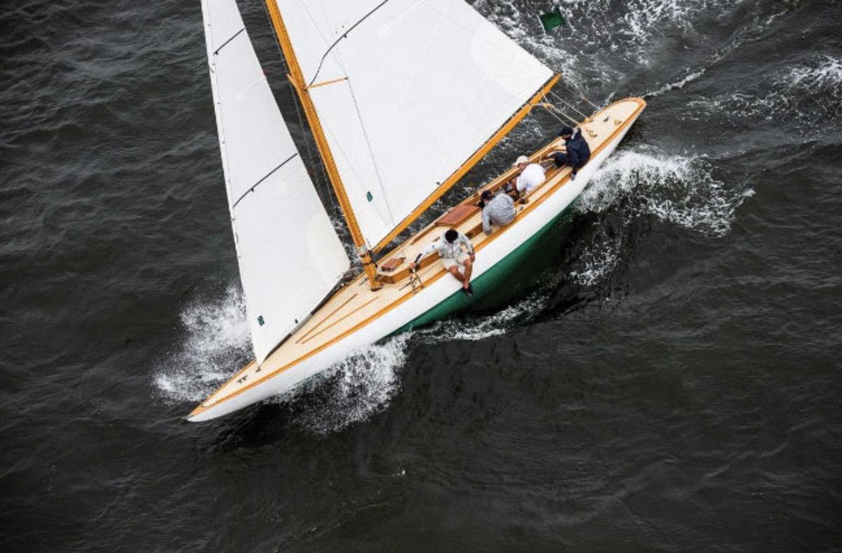 Photo of Ruweida V R Class Sloop