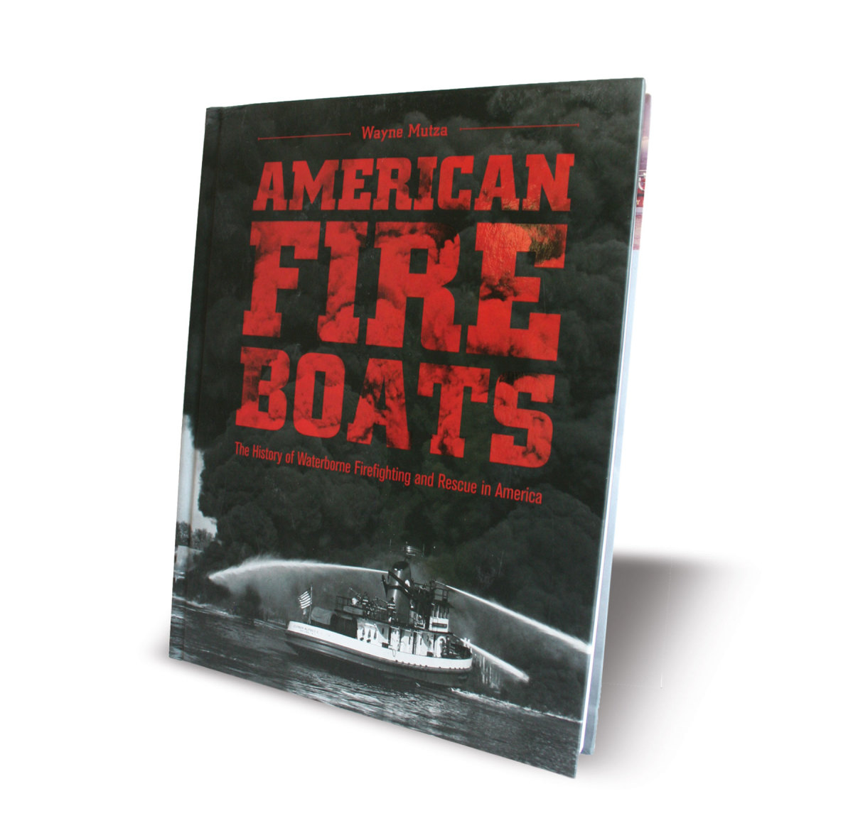 Photo of American Fire Boats book cover