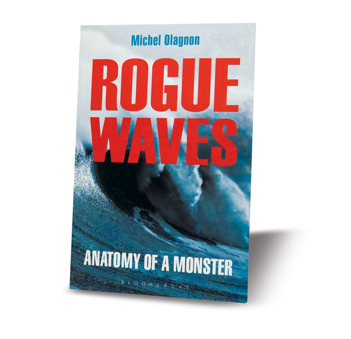 Photo of Rogue Waves book cover