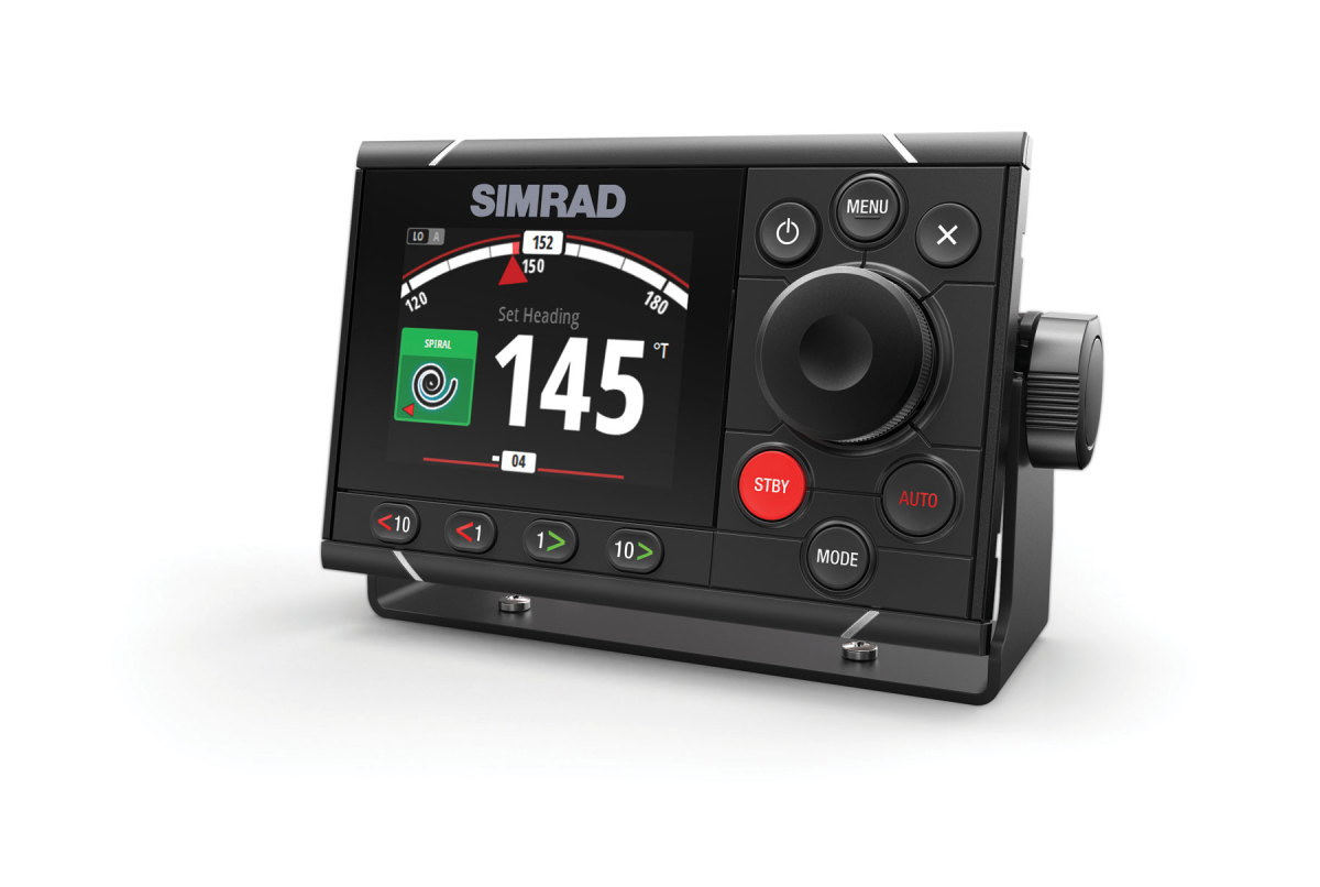 Photo of simrad-autopilot-controller