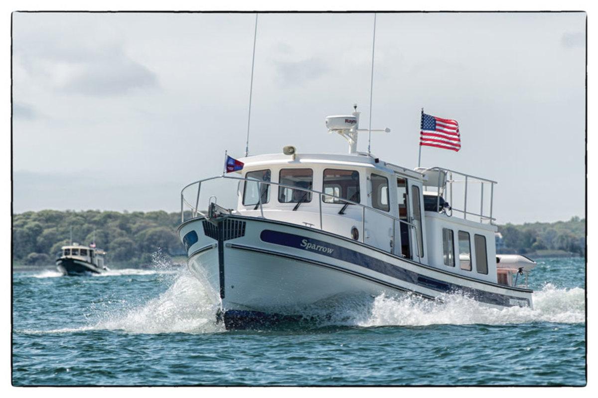 Nordic Tug 32 - Soundings Online