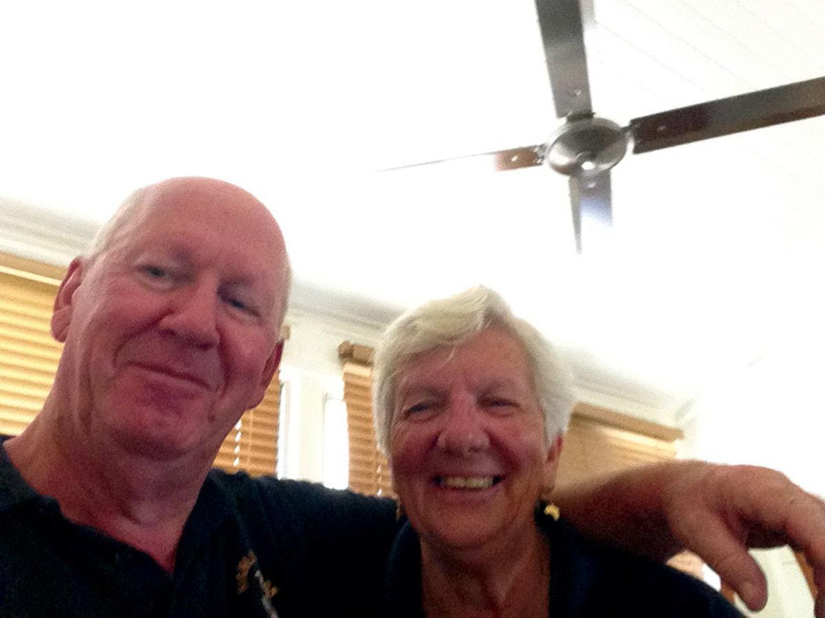 Bob and Margaret Jack