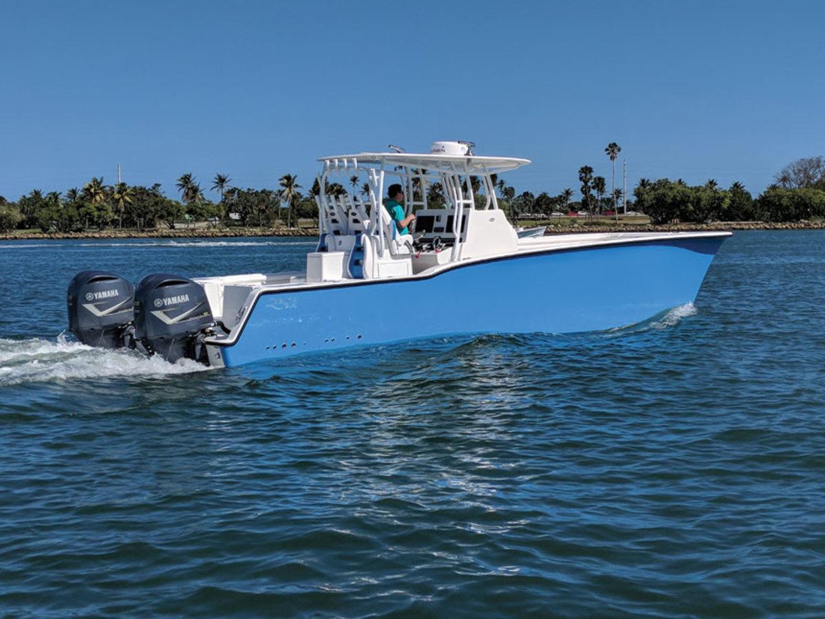 Tideline 365 Offshore