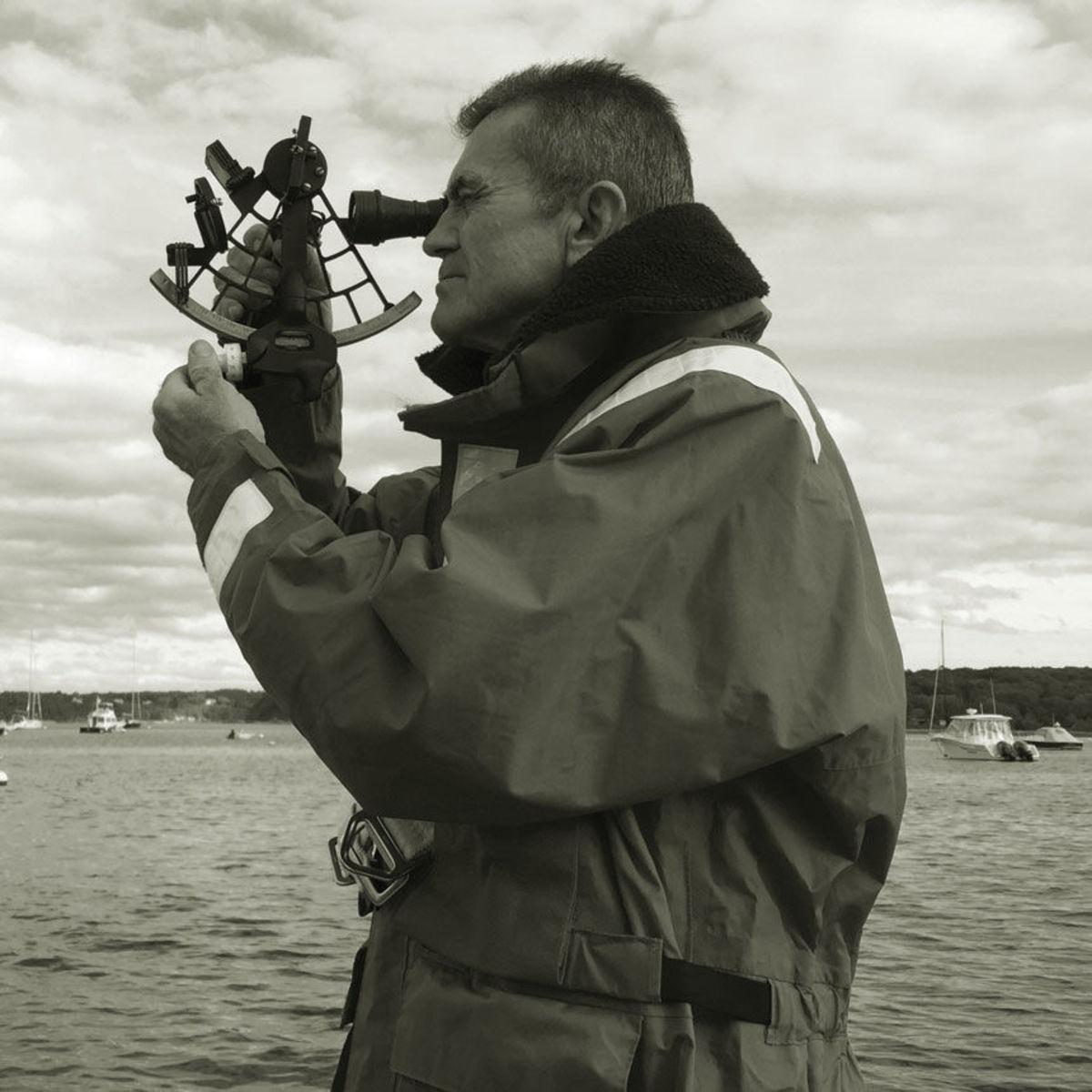 Istvan Kopar has a lifetime of sailing and marine industry experience.