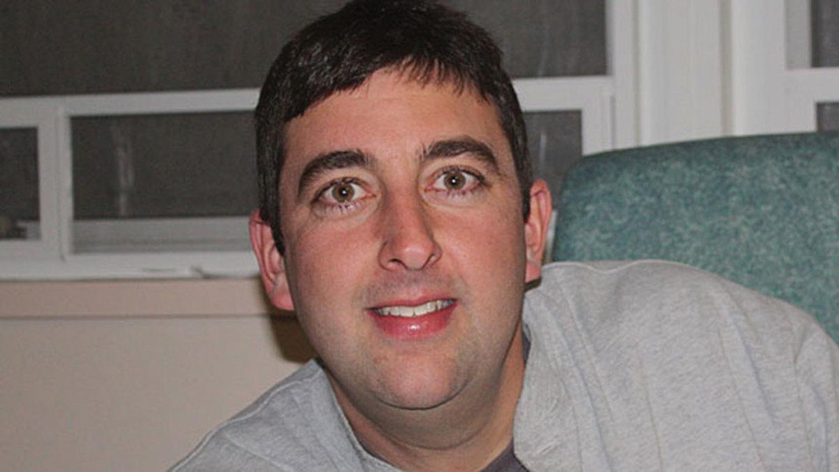 Jeffrey Matthias, riding crew supervisor