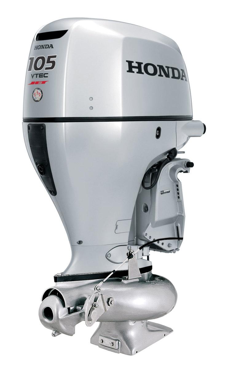 Honda Jet outboard