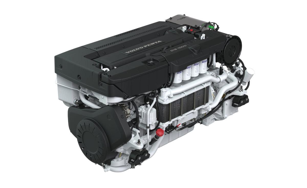Volvo Penta D13-1000 diesel