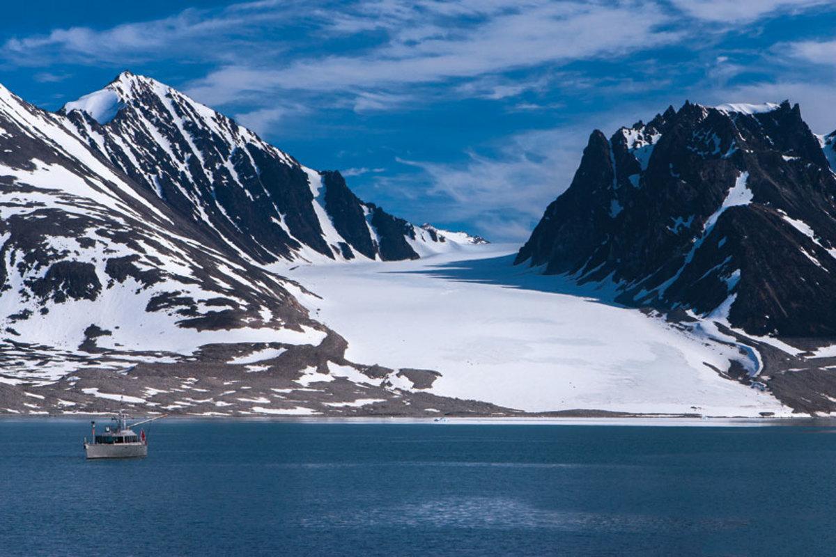 Magdelena, Spitsbergen