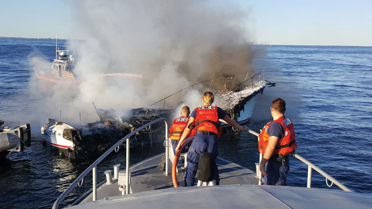 Responding to hoax mayday calls pulls the Coast Guard away from boaters who are in trouble.