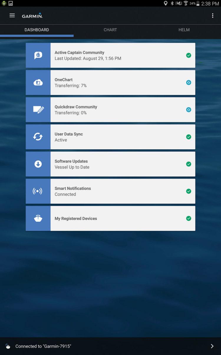 ActiveCaptain-dashboard