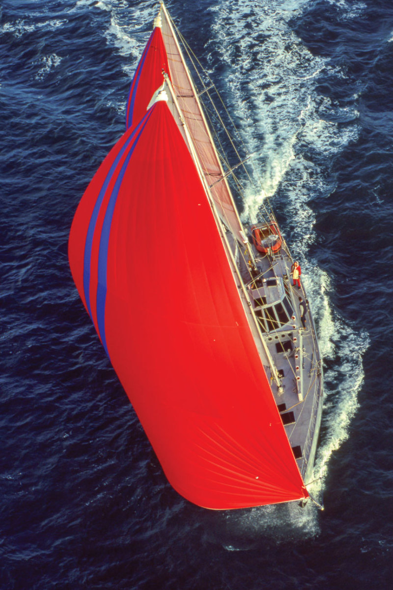 78-foot ketch Beowulf