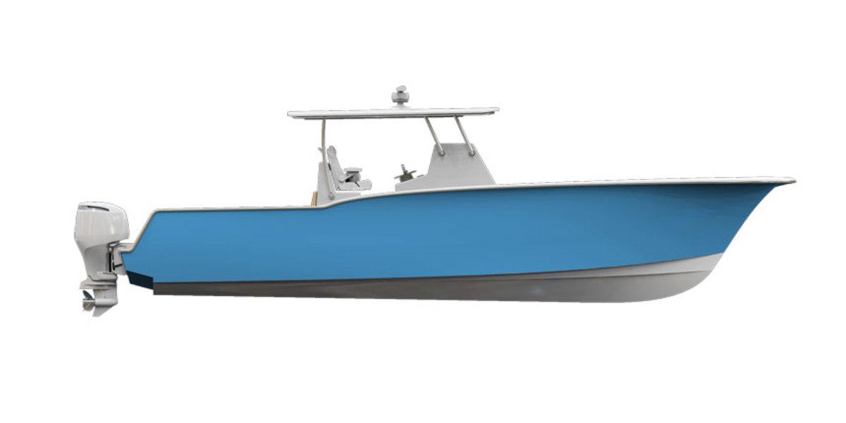 Tideline 360 Offshore