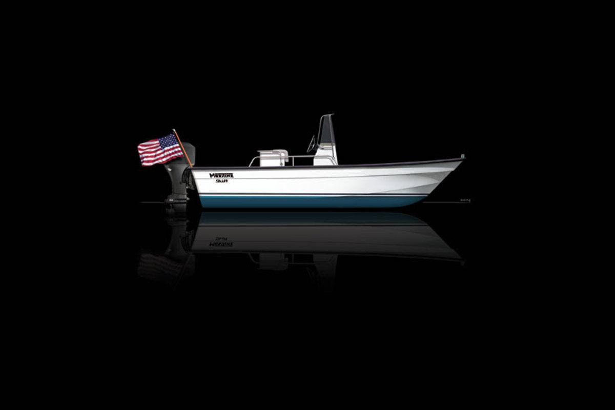Maritime Skiff 18