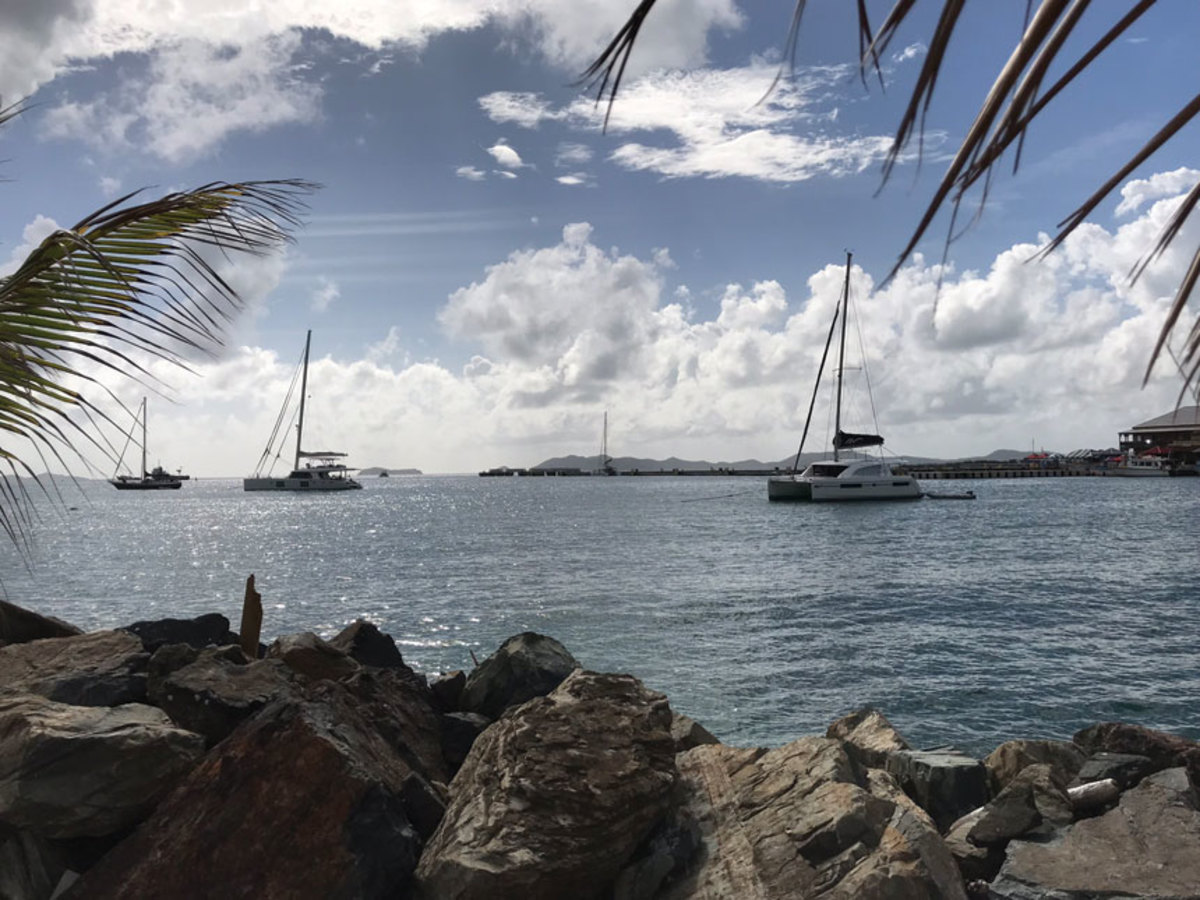 There nothing to wait for if you're considering a trip to the BVI.