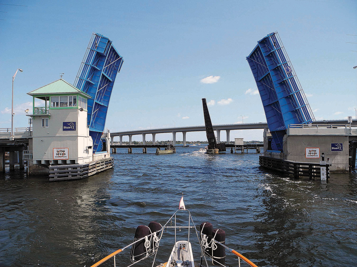 It could be more difficult to get an opening at the St. Lucie River Railroad Bridge if a high-speed railroad company gets its way.