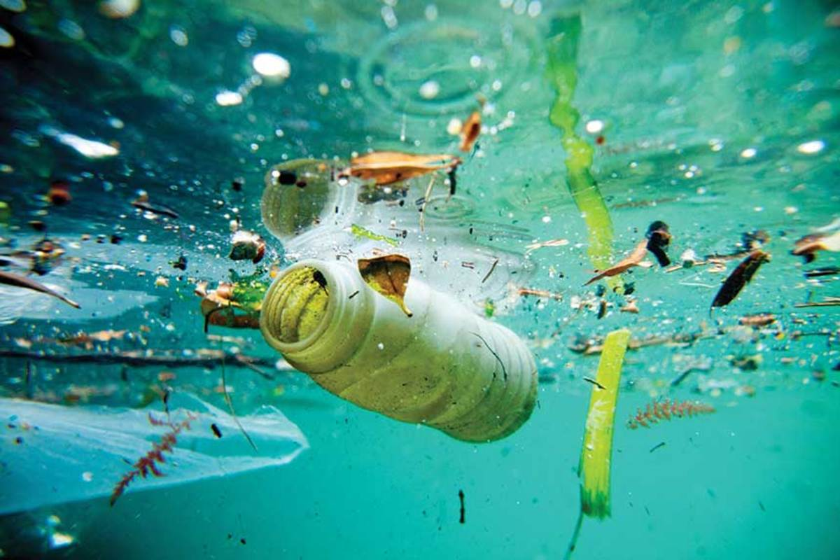 Plastic in the ocean is not a new problem, but getting rid of it is.