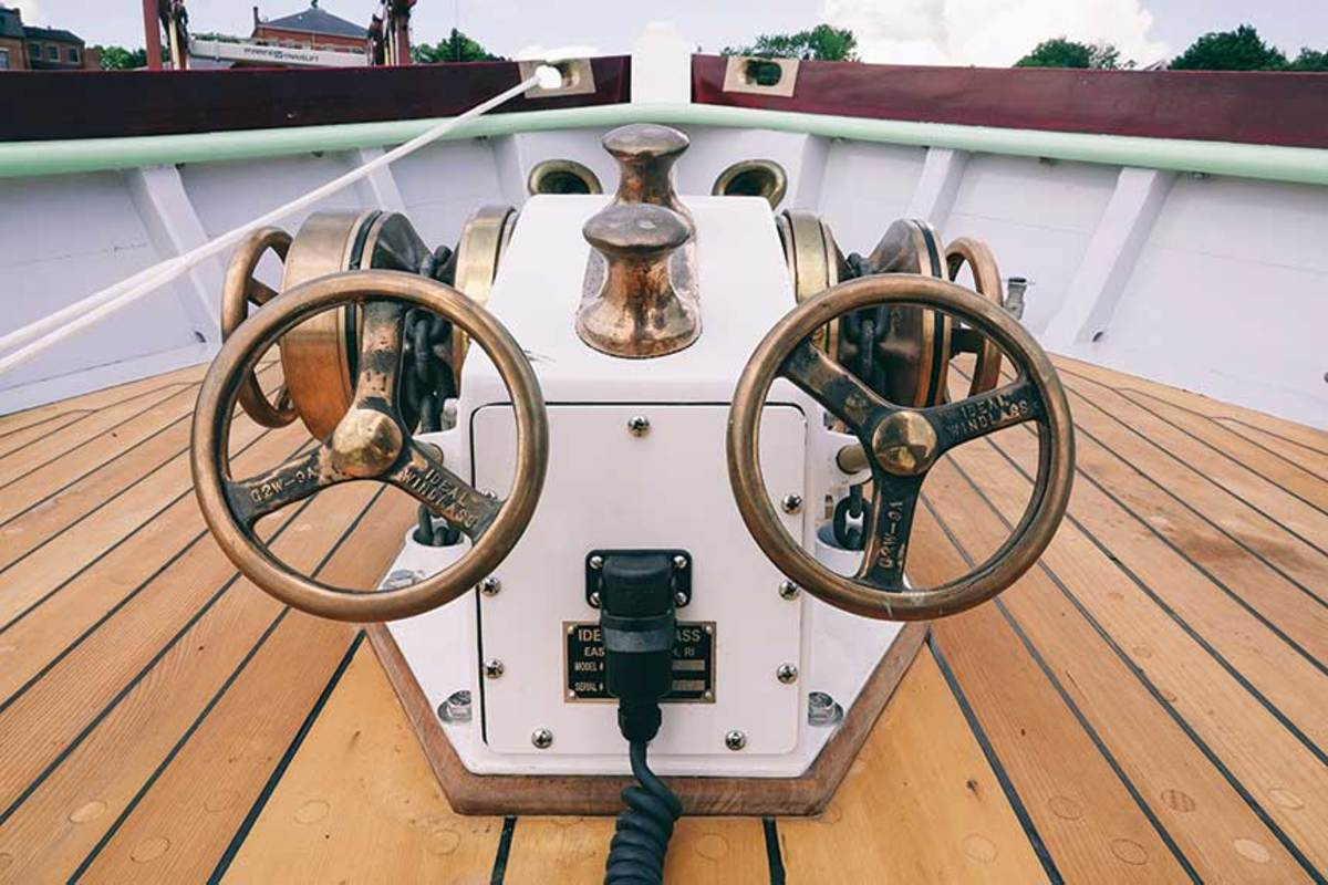 The Ideal windlass