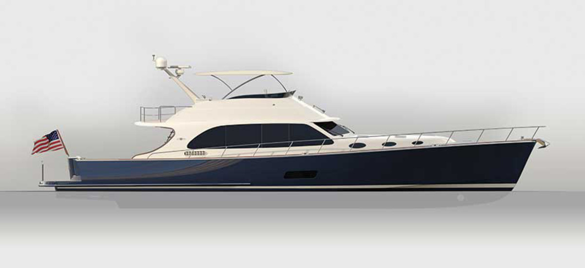 Palm Beach Motor Yachts 70