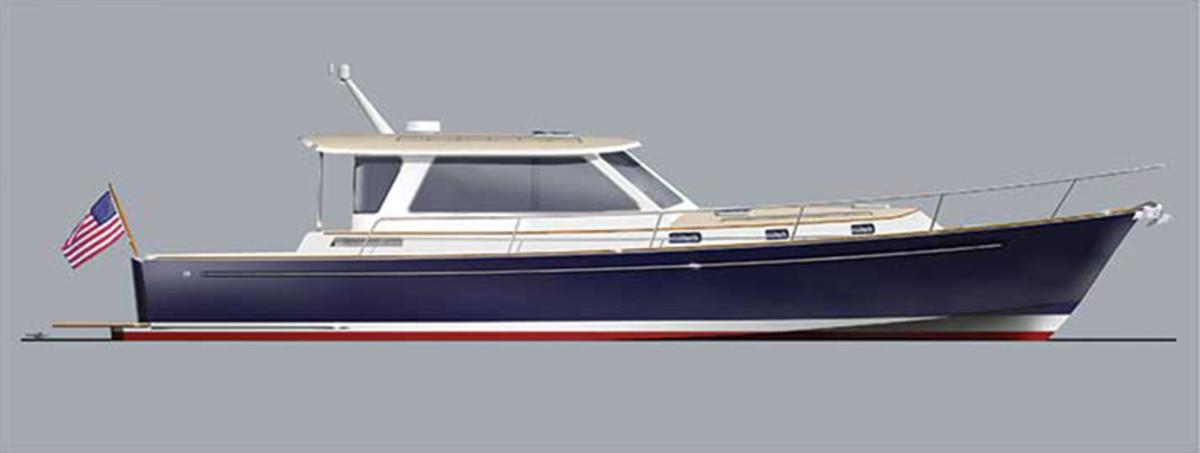 Bruckmann Yachts Abaco 47