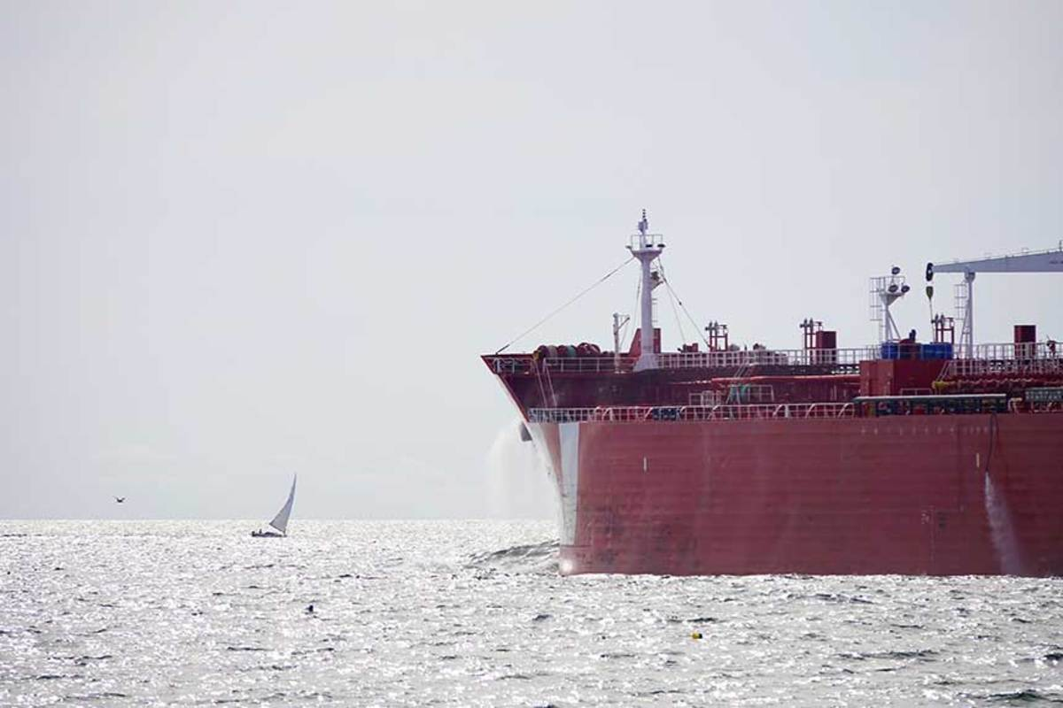 Large vessels have limited maneuverability and cannot stop on a dime, which means smaller vessels cannot insist on right of way and often should give way.