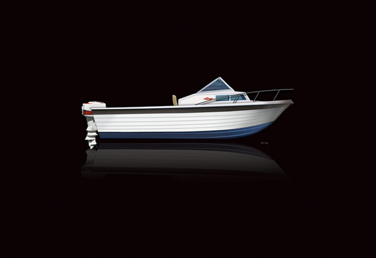 Grady White 204-C