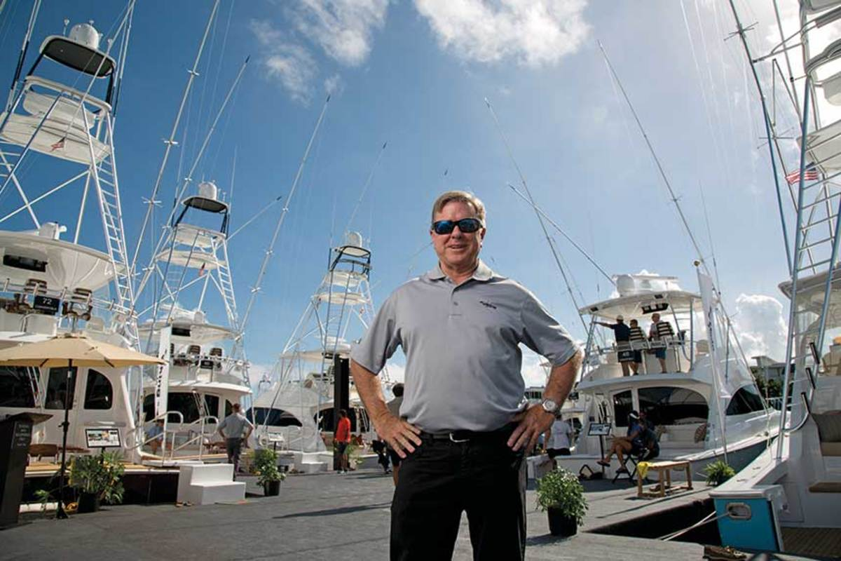 Yacht builders like Pat Healey are exasperated by regulations going into effect before the tech is ready.