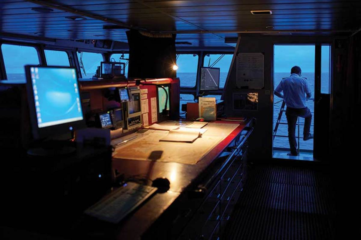 The best commercial skippers know good decisions at sea  are made after identifying potential risks in advance.