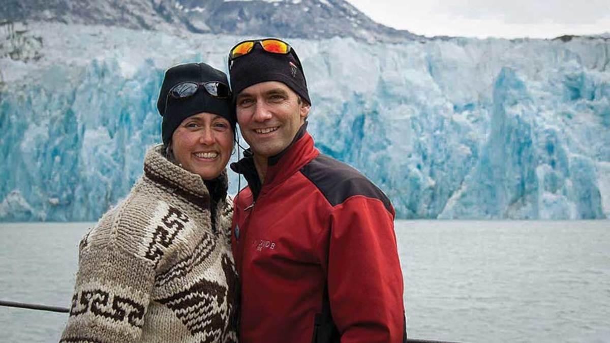 Christine and Jeffrey Smith.