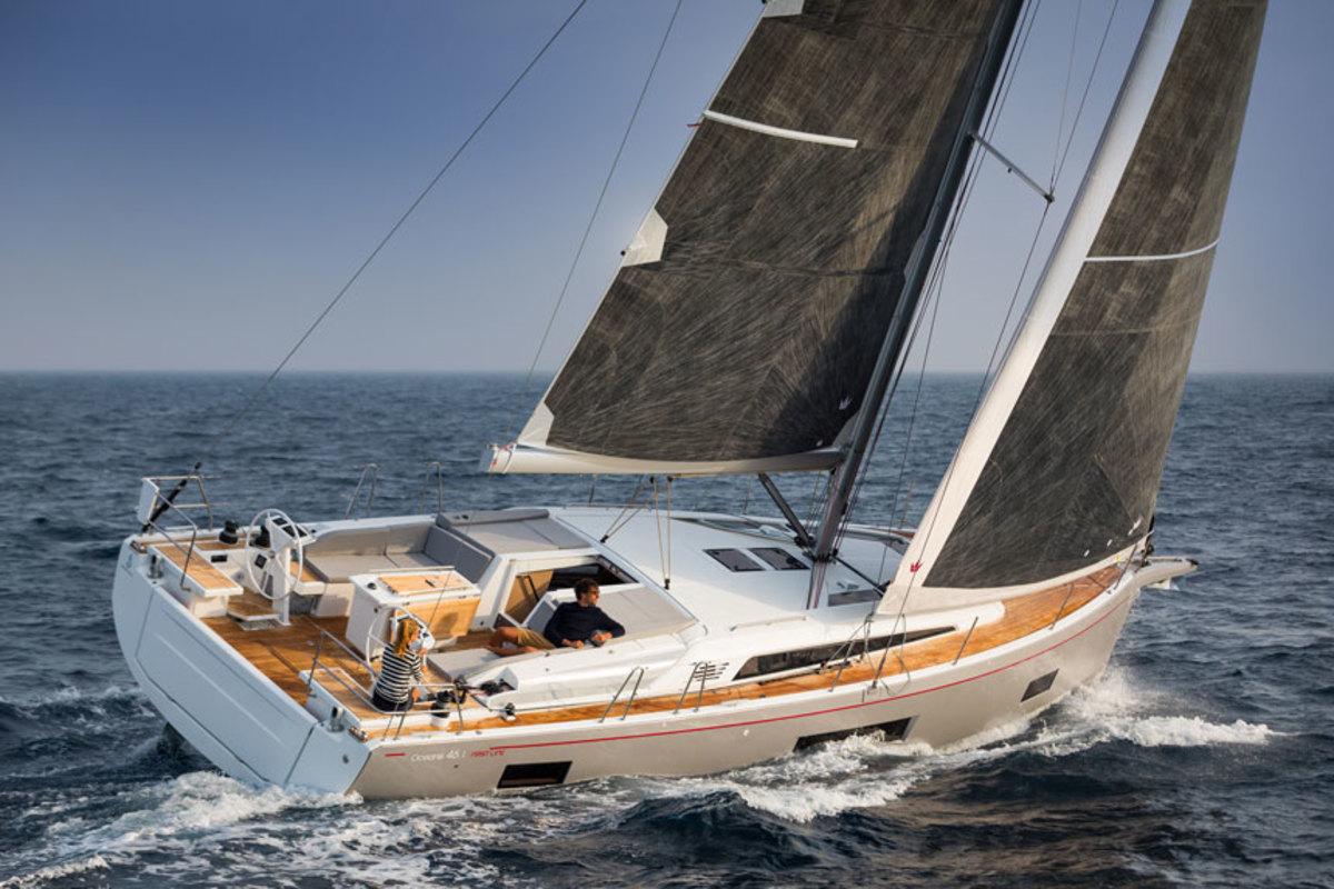 Beneteau Oceanis 46 1 Soundings Online