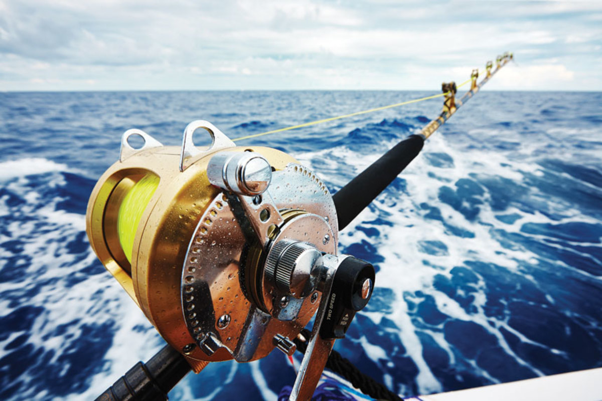 To catch more fish, get your  gear in tip-top shape.