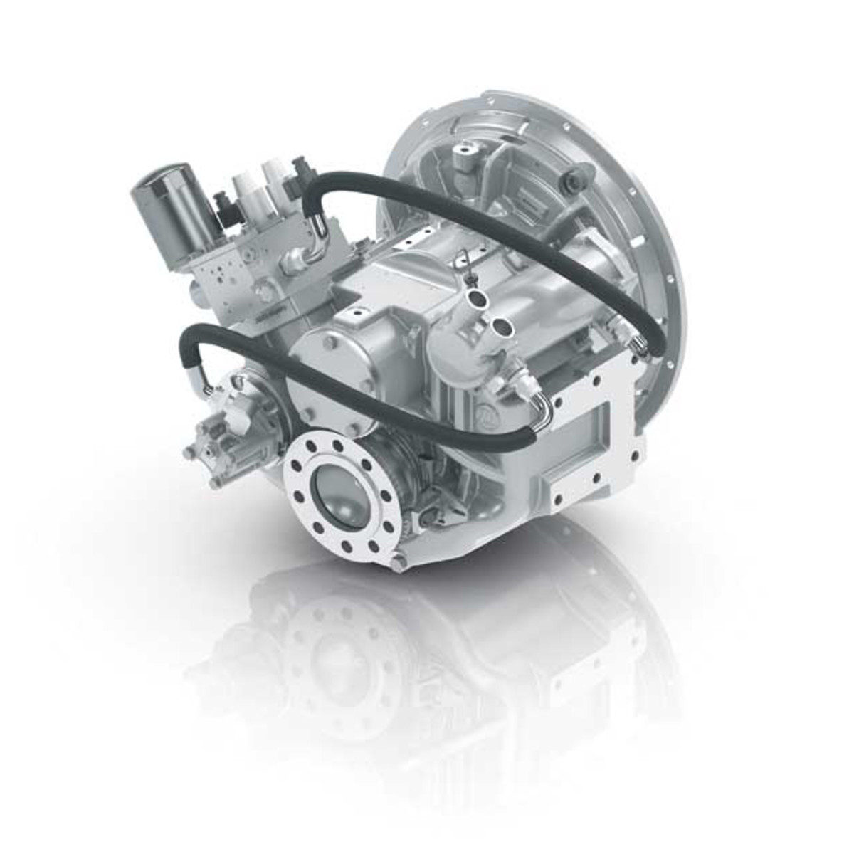 New hybrid propulsion is coming from ZF.