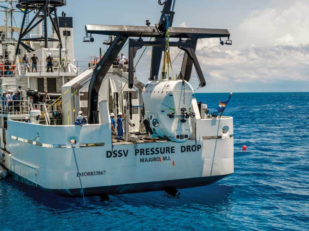 DSSV Pressure Drop lowers Limiting Factor.