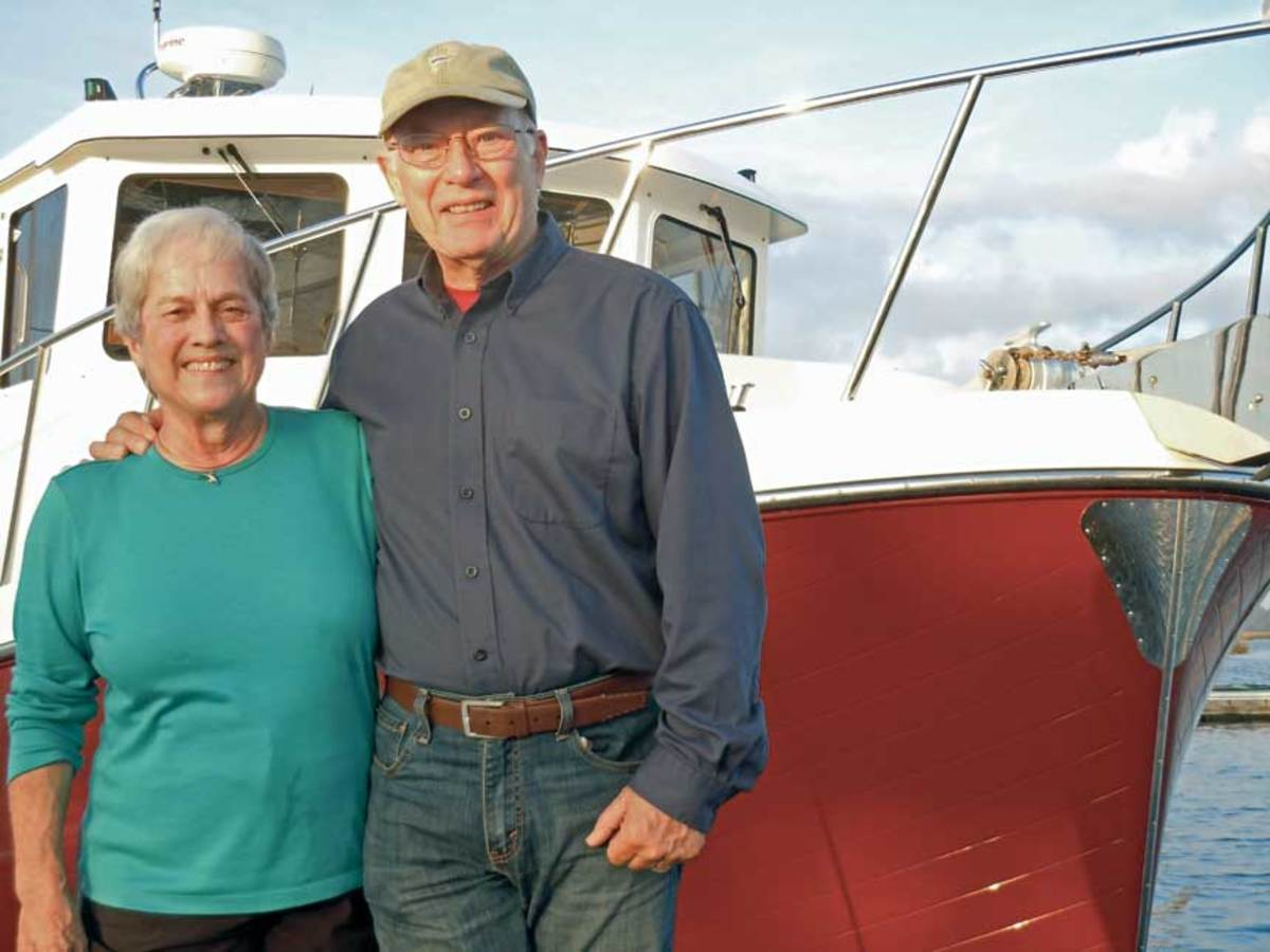 Milt and Judy Baker