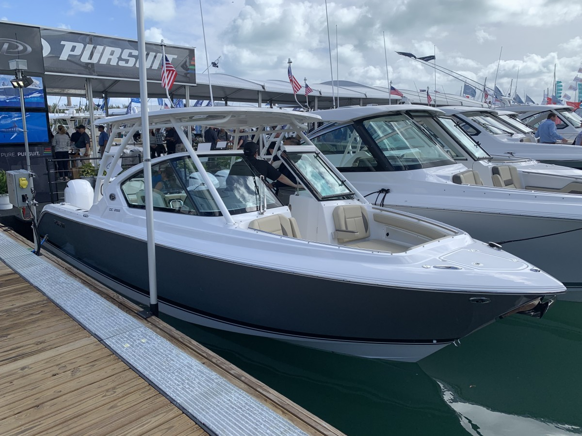 Six Big Reveals from the Miami International Boat Show