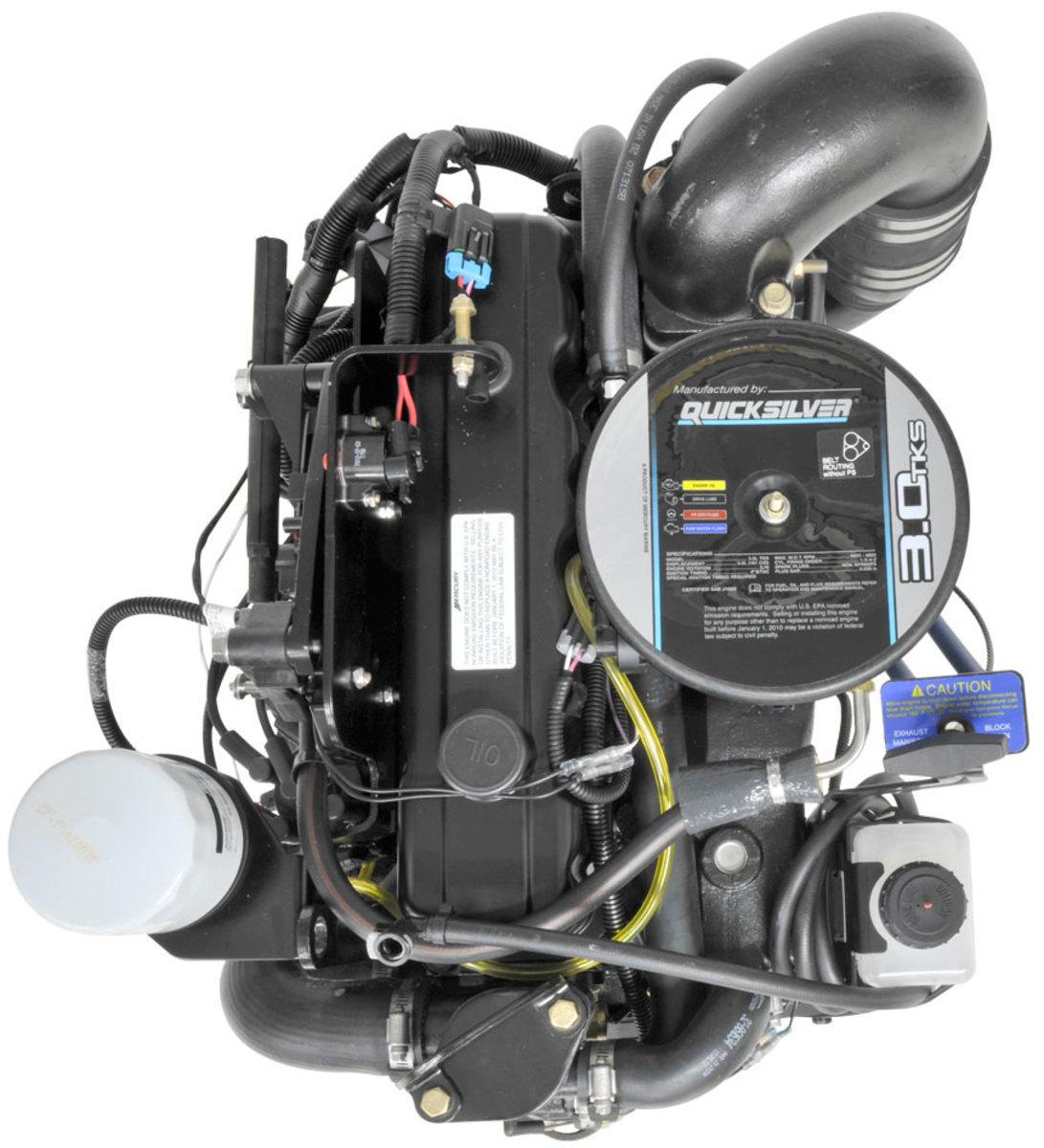 Quicksilver Engines - The Best Time to Repower Classic Boats