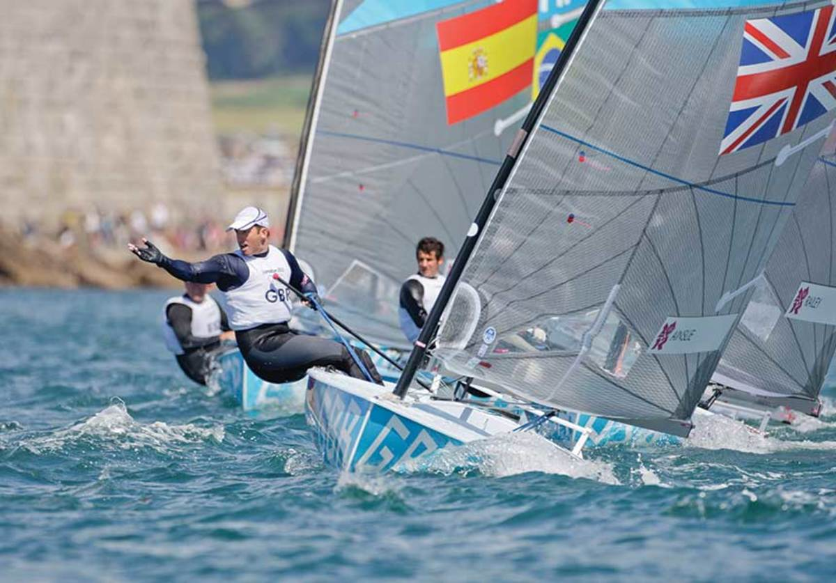 Unless World Sailing makes a course change, big men might be left without a boat to sail in the 2024 Paris Olympics.