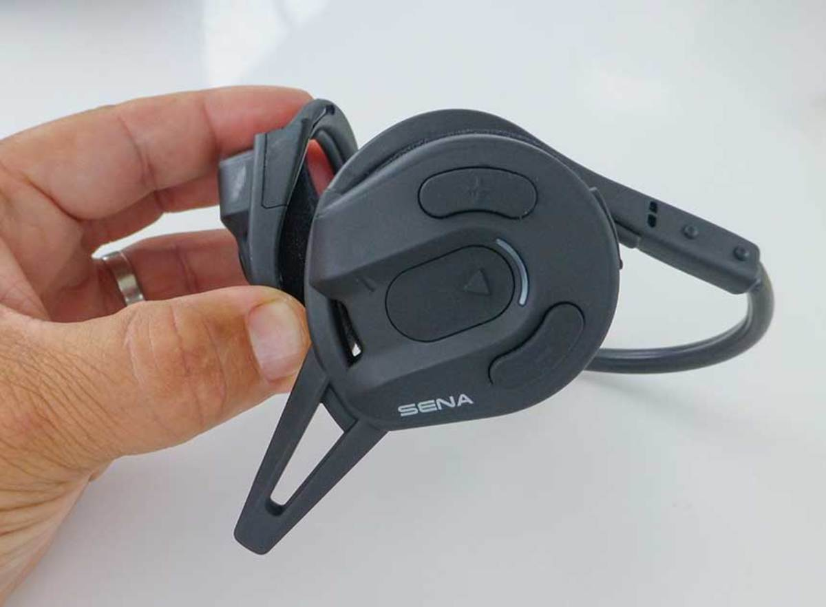 The SPH10-10 headset by Sena.