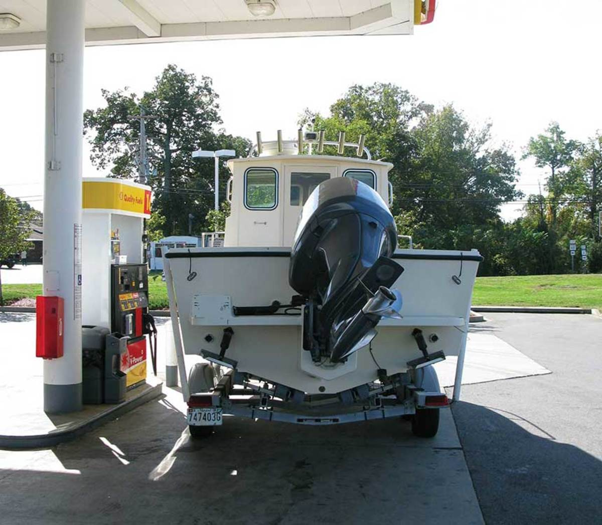 Those who trailer their boats and fill up at gas stations are most vulnerable, particularly since they often don't know if E15 is in the fuel they purchase.