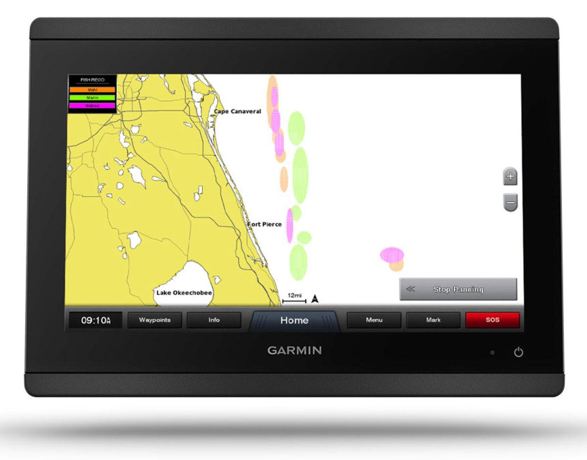 SiriusXM Fish Mapping™
