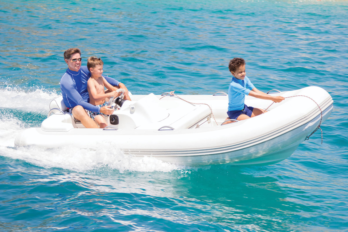 Boat sales to first-time owners are up significantly this year, but some new boaters fail to learn the basics—such as putting life jackets on children—before firing up the engines and heading out.