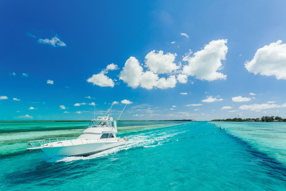 The Bahamas have implemented strict Covid-19 protocols and are now able to open their doors to boaters willing to abide by their safety regulations.