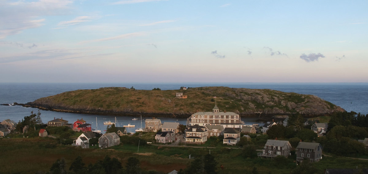 Monhegan Island attracts nature lovers, artists and those seeking a simpler time.