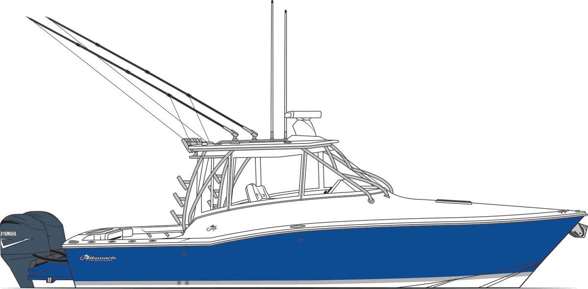 Albemarle-30-Express-Profile