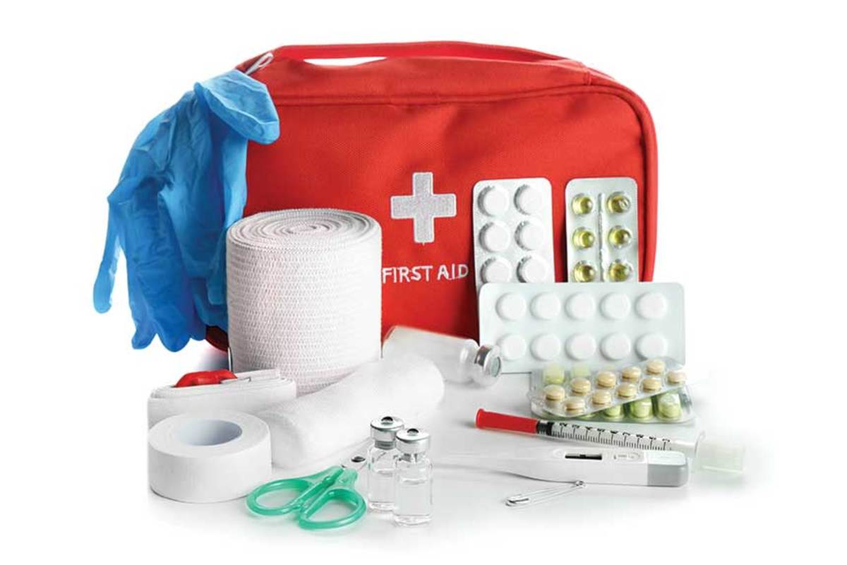 Having the proper equipment in your medical kit, and knowing how to use it, is critical for handling emergencies while offshore.