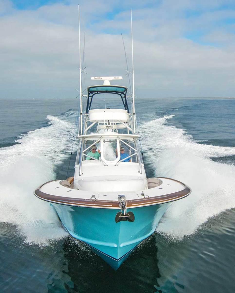 A Winter Yachts 38 Walkaround