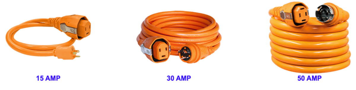 Smart Plug provides a self sealing, no misalignment shape on all of the cord connectors.