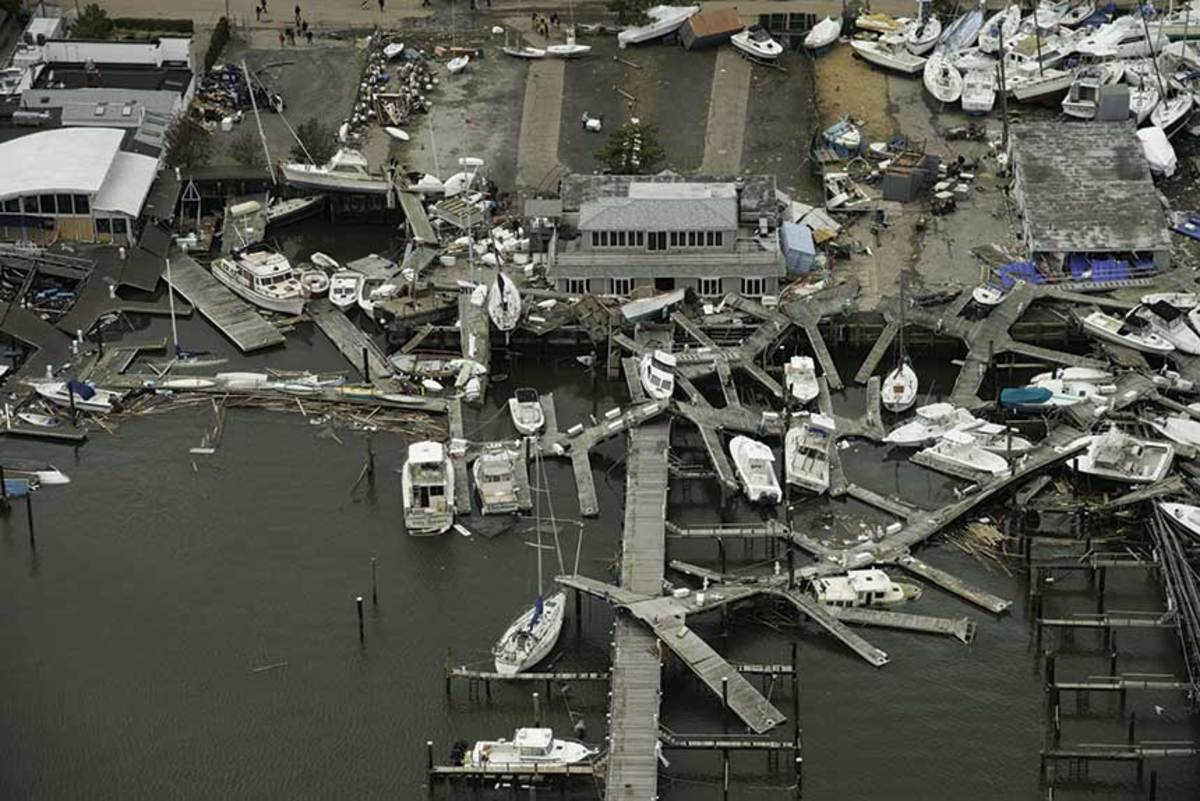 Insurers have a cap on the amount of boat value that can be insured in Florida during huricane season, which will force  some owners to move their boats north.