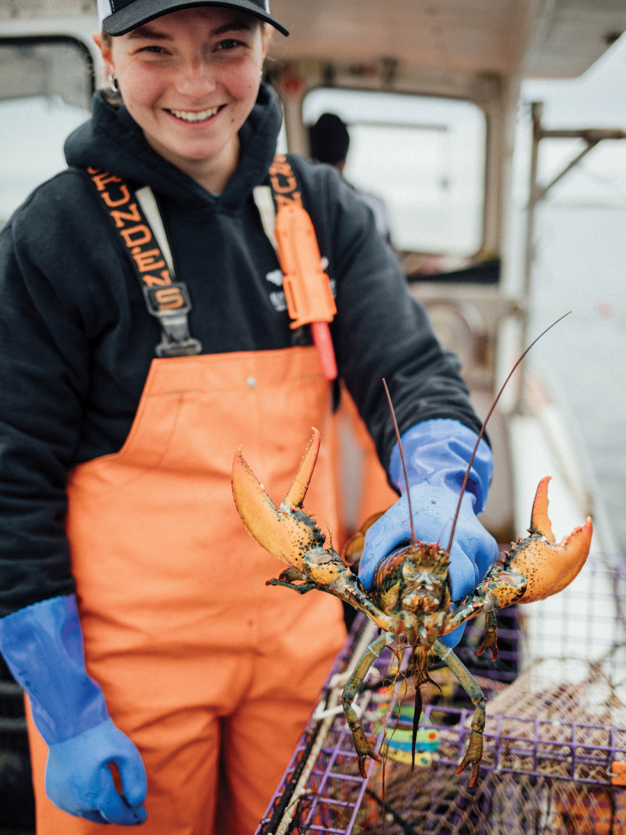 The call for trackers on lobster boats would have the greatest impact  in Maine, which lands more lobster than any other state.