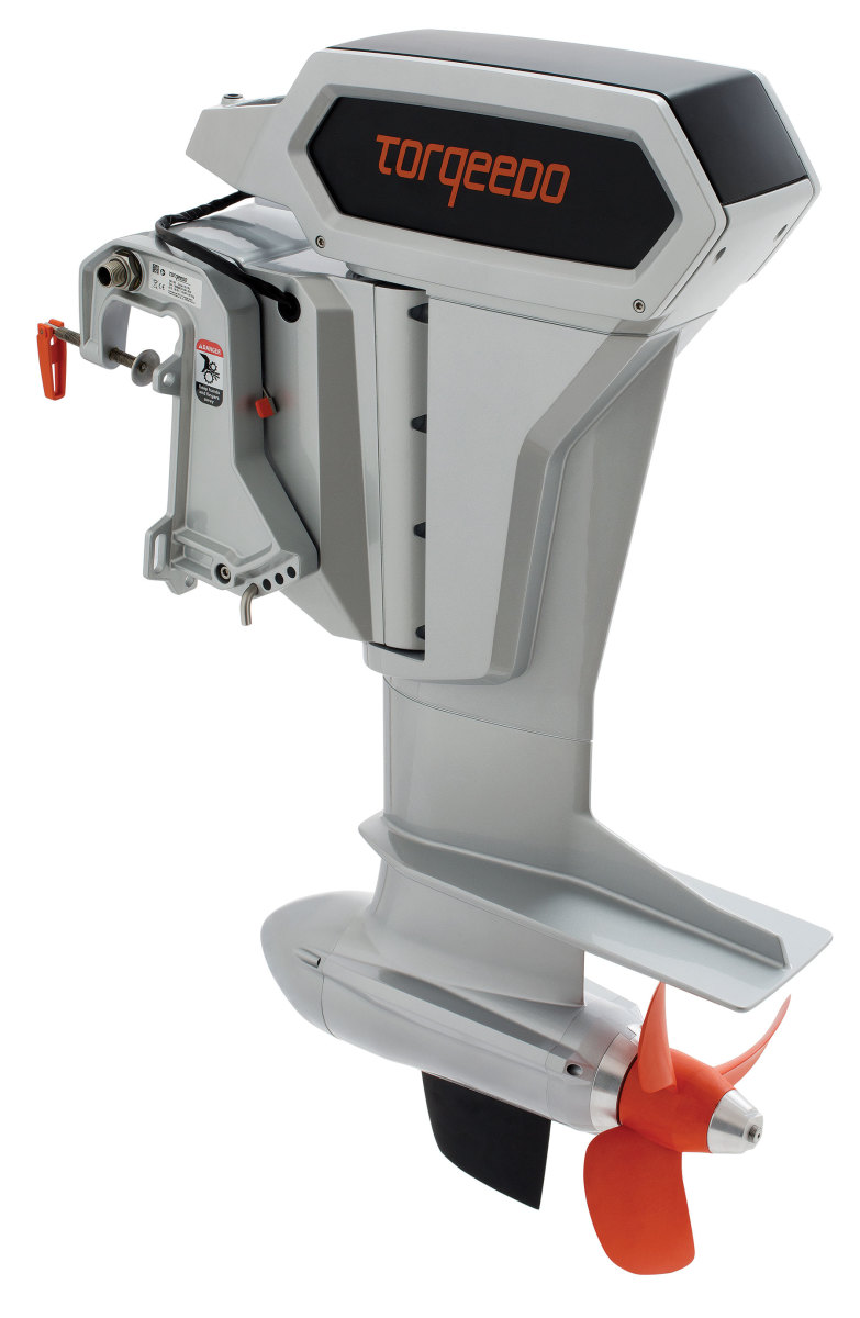 Torqeedo's e-power line includes outboards, inboards, saildrives and more.