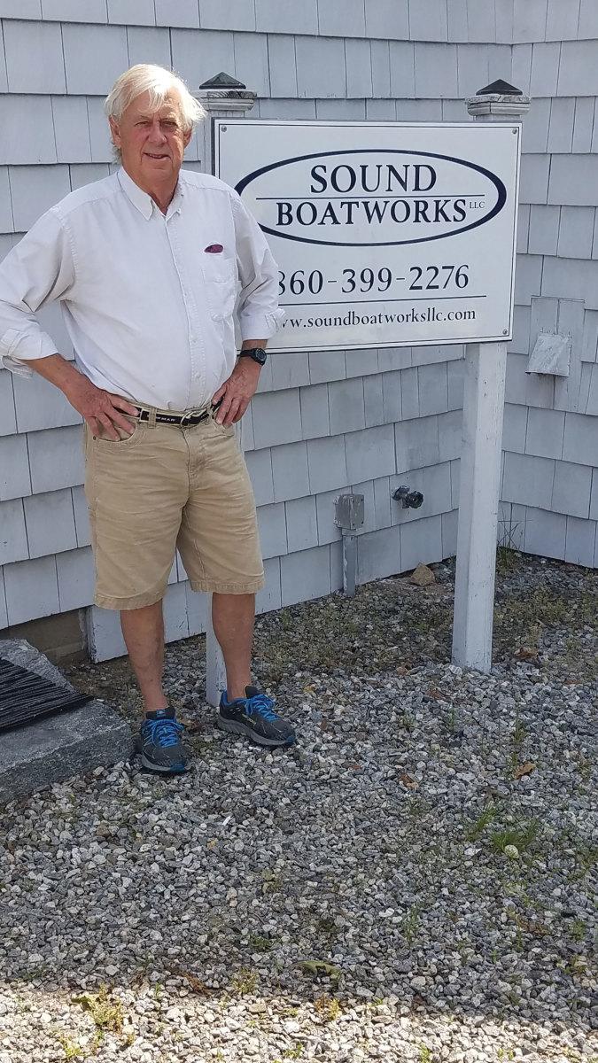 Owner Ted Boynton